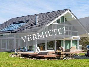 Immobilie Haus Villa HUF-Haus zur Miete Unna Ruhrgebiet