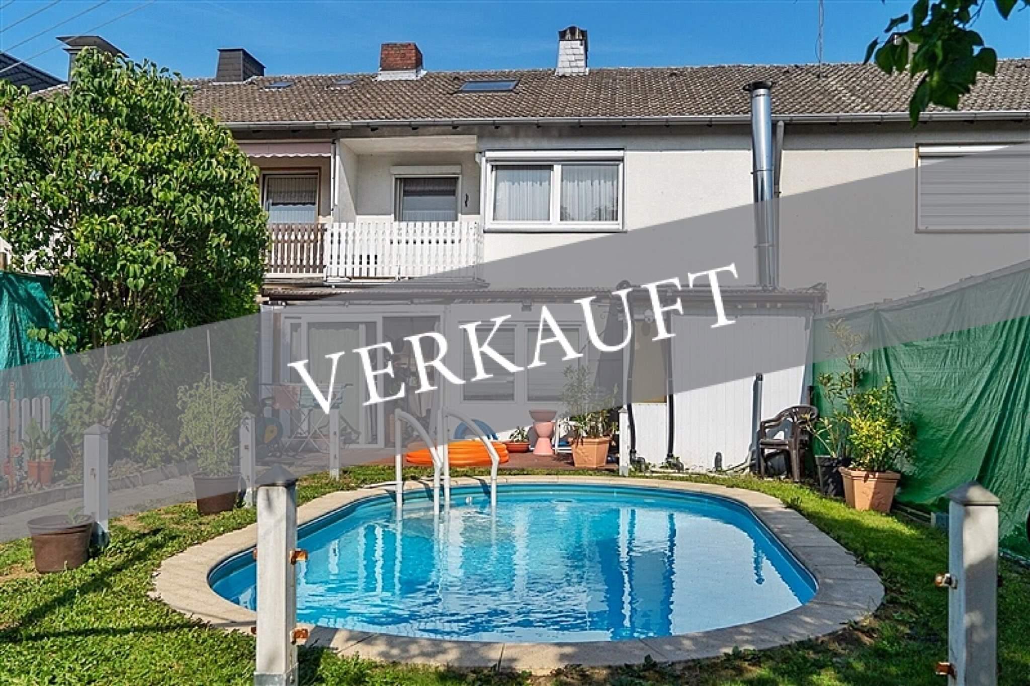 Immobilienmakler Bergkamen Oberaden Ruhrgebiet Immobilie Haus Reihenhaus zum Kauf