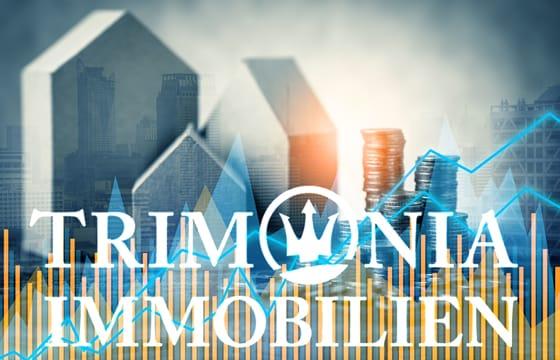 Trimonia Immobilien Verkaufsmeldung