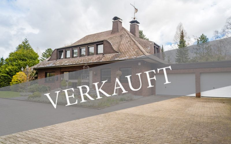 Immobilienmakler Hamm Heessen Villa